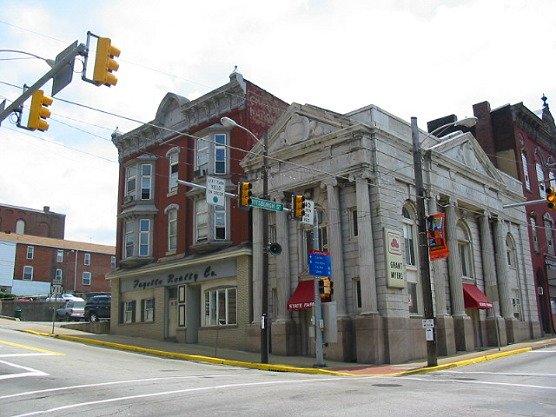 First National Bank Building - Connellsville, PA