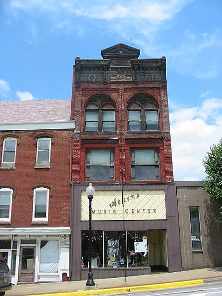 Atkins Music Center in Connellsville - Connellsville, PA