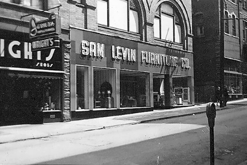 Sam Levin Furniture Co. - Connellsville, PA