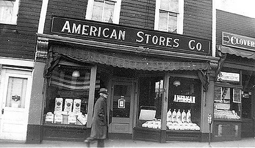 American Stores Co. - 1943 - Connellsville, PA