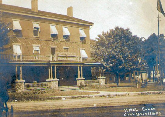 Hotel Power, Connellsville, PA - Connellsville, PA