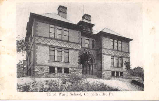 Third Ward School,   Connellsville, PA - Connellsville, PA