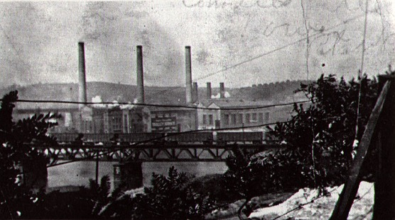 Power Plant - South Connellsville, PA