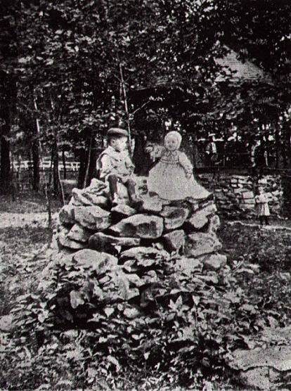 Children at Soisson Park - South Connellsville, PA