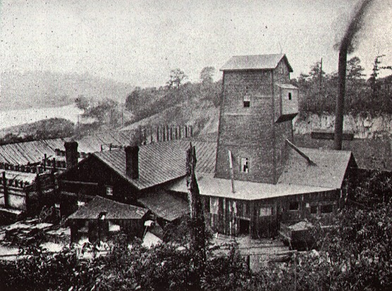 Soisson Brick Company's Plant - South Connellsville, PA