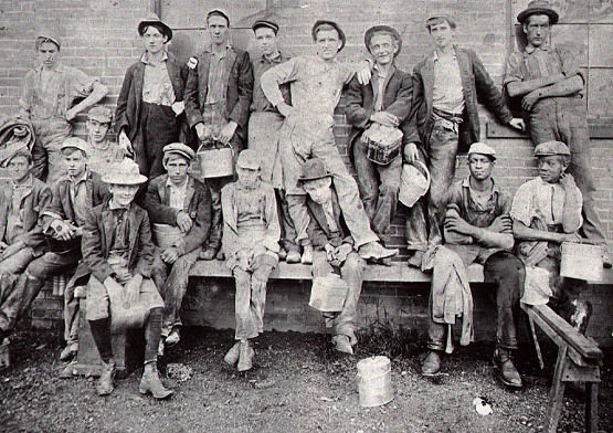 Humbert Tin Plate Crew - South Connellsville, PA