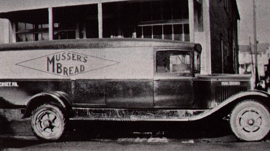 Musser's Bread Truck - South Connellsville, PA