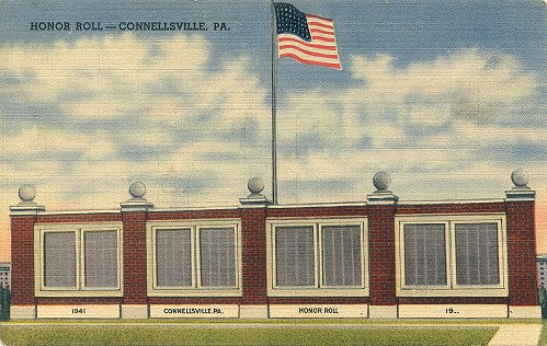 Honor Roll - Connellsville, PA - Connellsville, PA