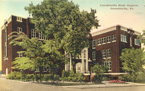 Connellsville State Hospital, Connellsville, PA - Connellsville, PA