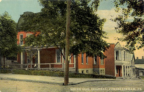 South Side Hospital, Connellsville, PA - Connellsville, PA