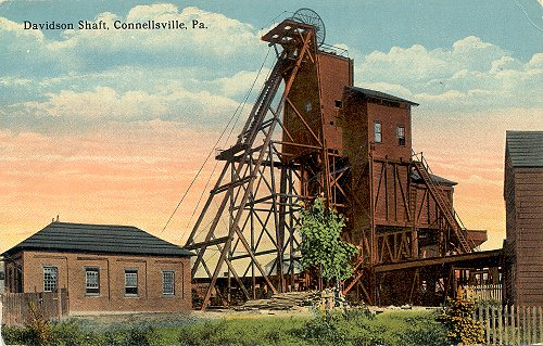 Davidson Shaft, Connellsville, PA - Connellsville, PA