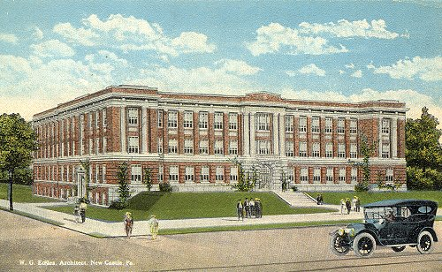 Connellsville High School, Connellsville, PA - Connellsville, PA